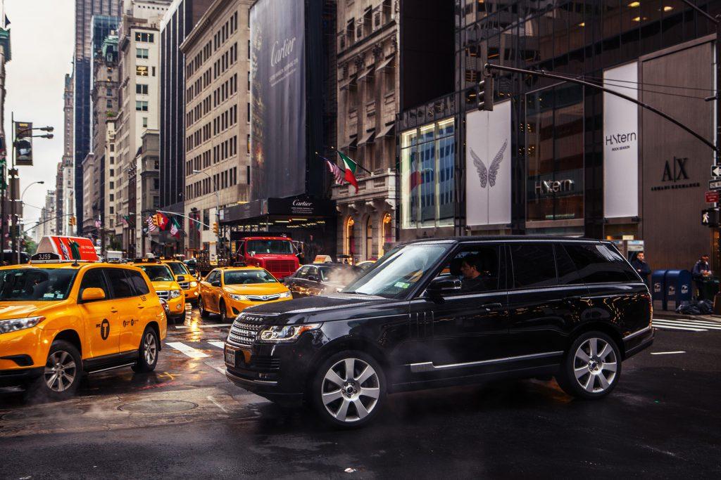 Фото Пятого авеню в Нью-Йорке