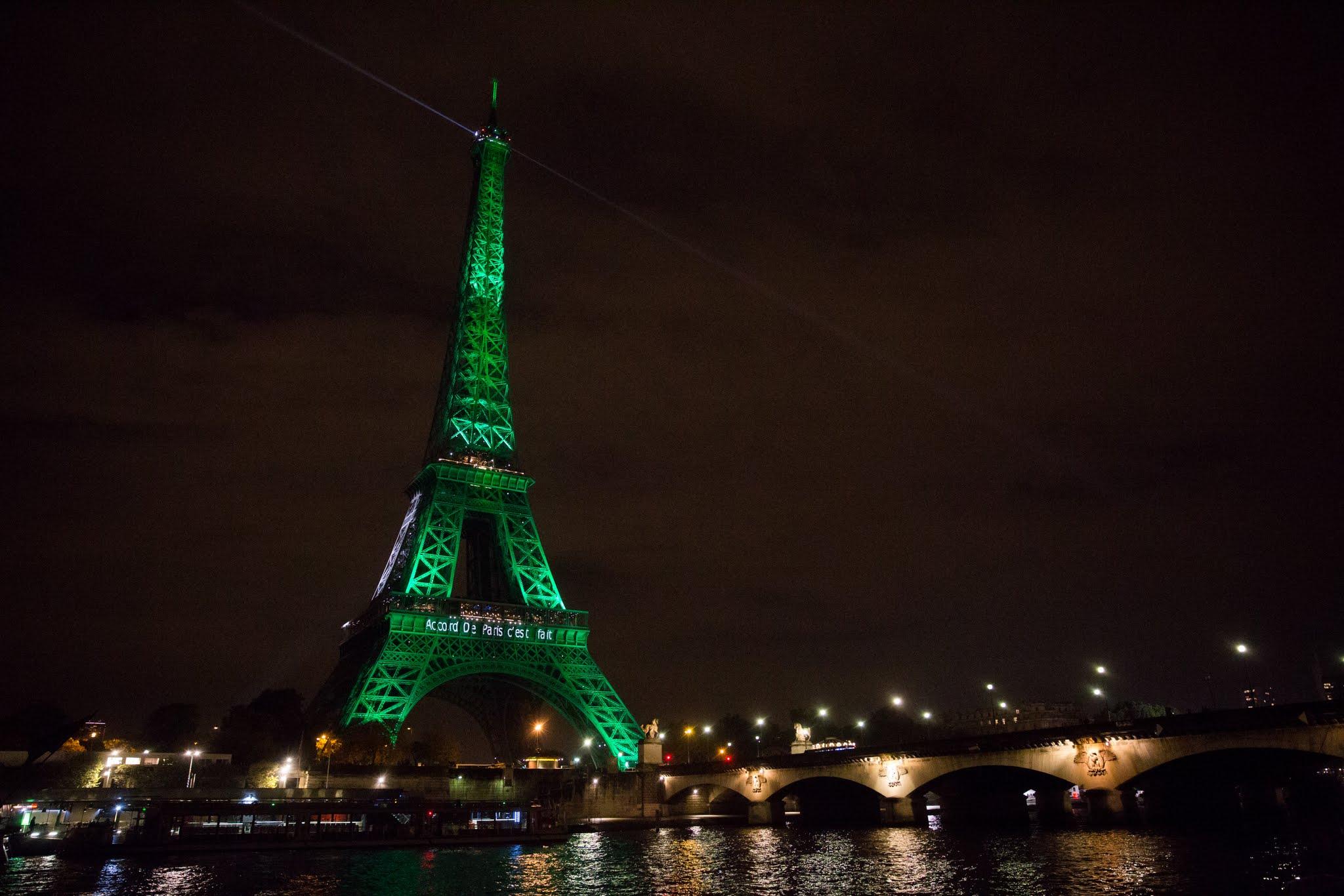 Эйфелевая башня красивое фото