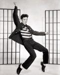 Студийное фото певца Элвиса Пресли