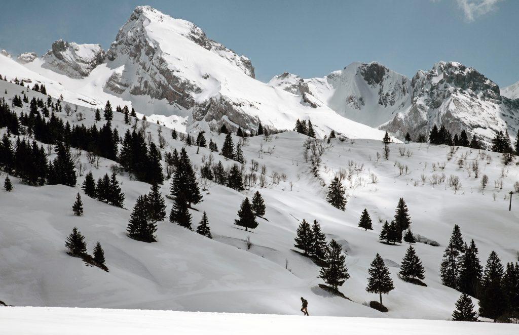 Горнолыжный курорт Ле Гран-Борнан