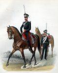 Униформа егерей Российской империи на 1814-1816 г.