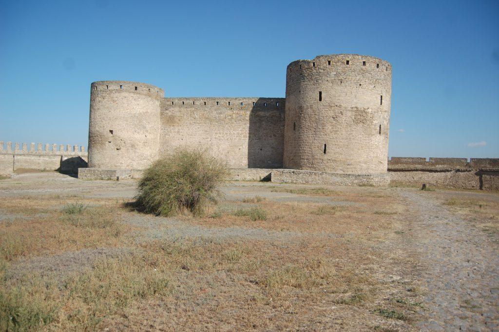 Аккерманская крепость Белгород-Днестровска фото