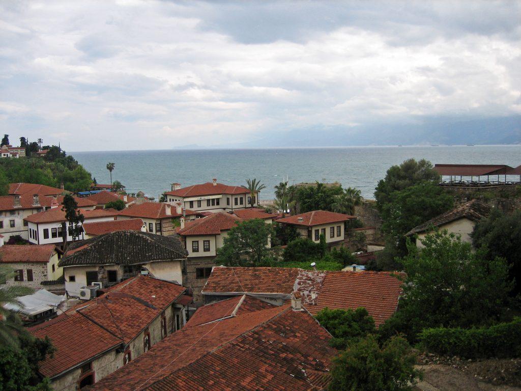 Анталия старый город Калеичи