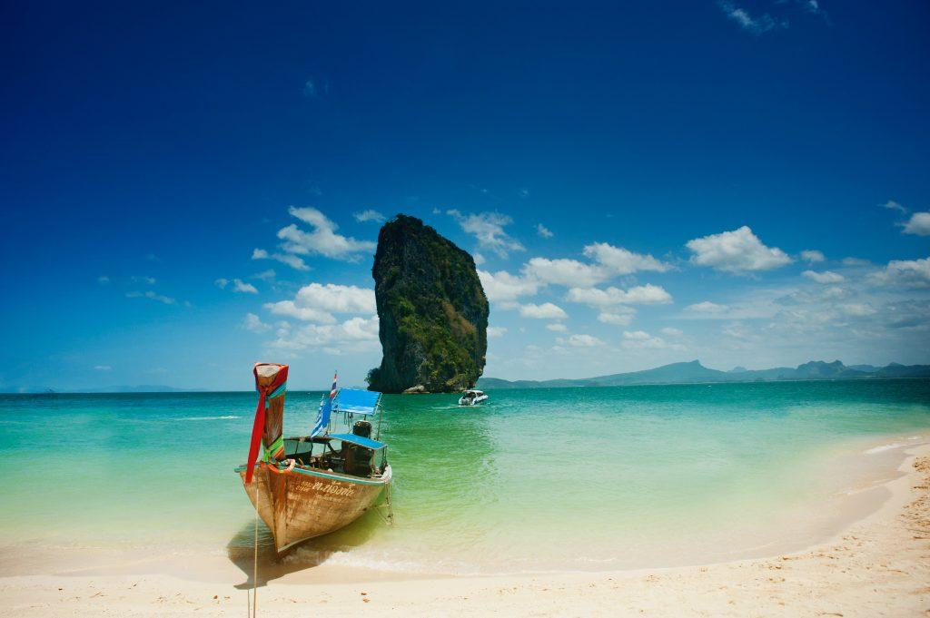 Пляж Ао Нанг (Аонанг), Краби, Таиланд