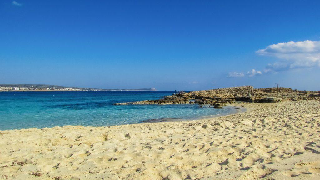 Фото пляжа в Айя-Напе