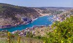 Бухта Балаклава в Крыму