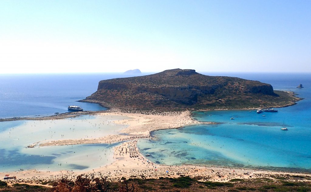 Фото Крита - пляж Balos Beach