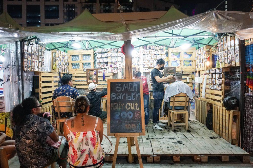 Парикмахерская - парикмахер в городе Бангкок, Таиланд