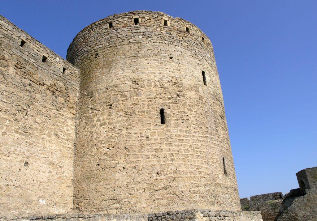Крепость Аккерман, город Белгород-Днестровский