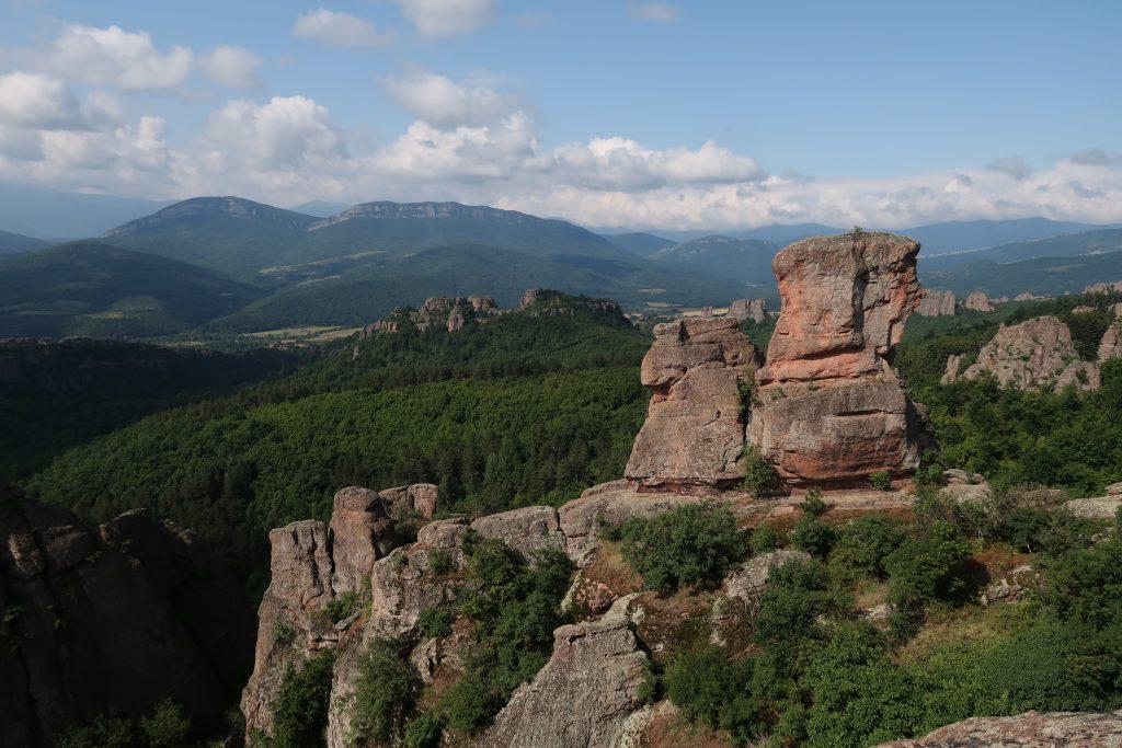 Белоградчикские скалы. Белоградчик, Болгария