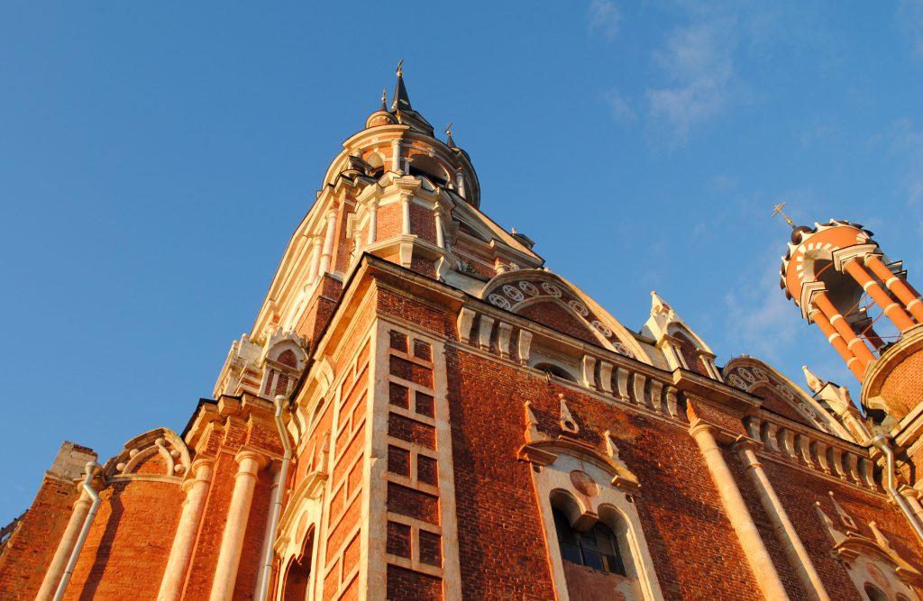 Фото Спасо-Бородинский монастырь, Бородино, Россия