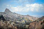Каппадокия пещерный город фото