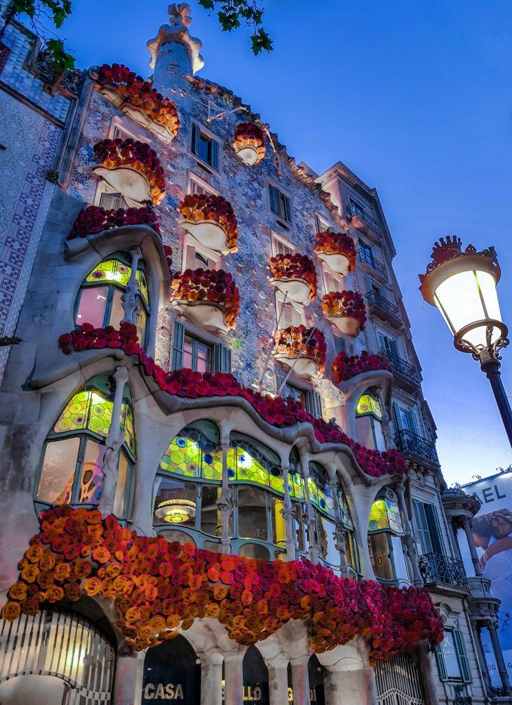 Дом Гауди Бальо (Каса-Батльо), Барселона