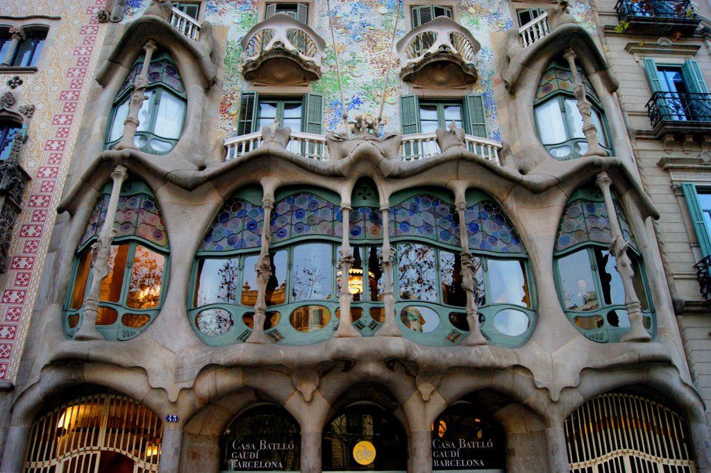 Фото дома Бальо в Барселоне