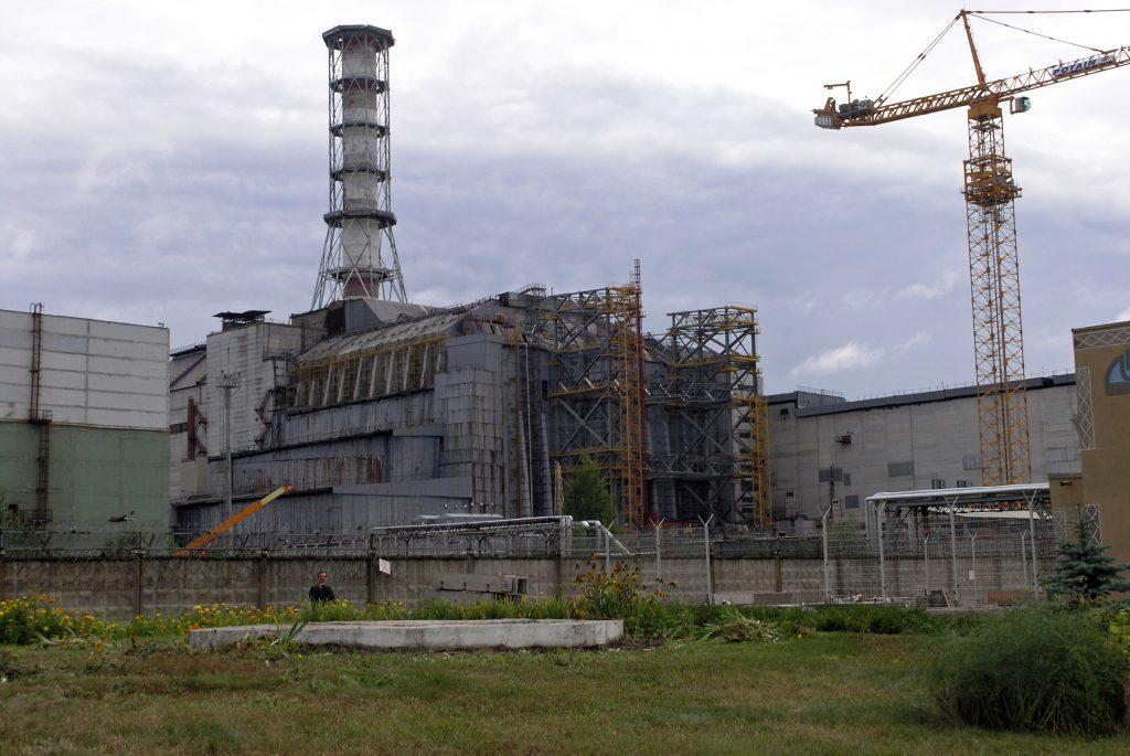Чернобыльская атомная электростанция ЧАЭС