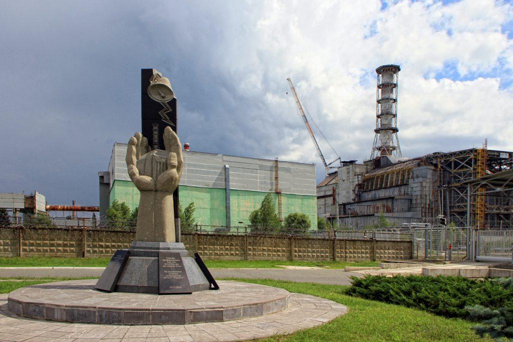 Фото Чернобыльской атомной станции ЧАЭС