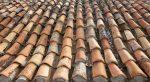 Черепица текстура - черепичная крыша дома