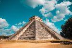 Пирамида в Чичен Итца фото