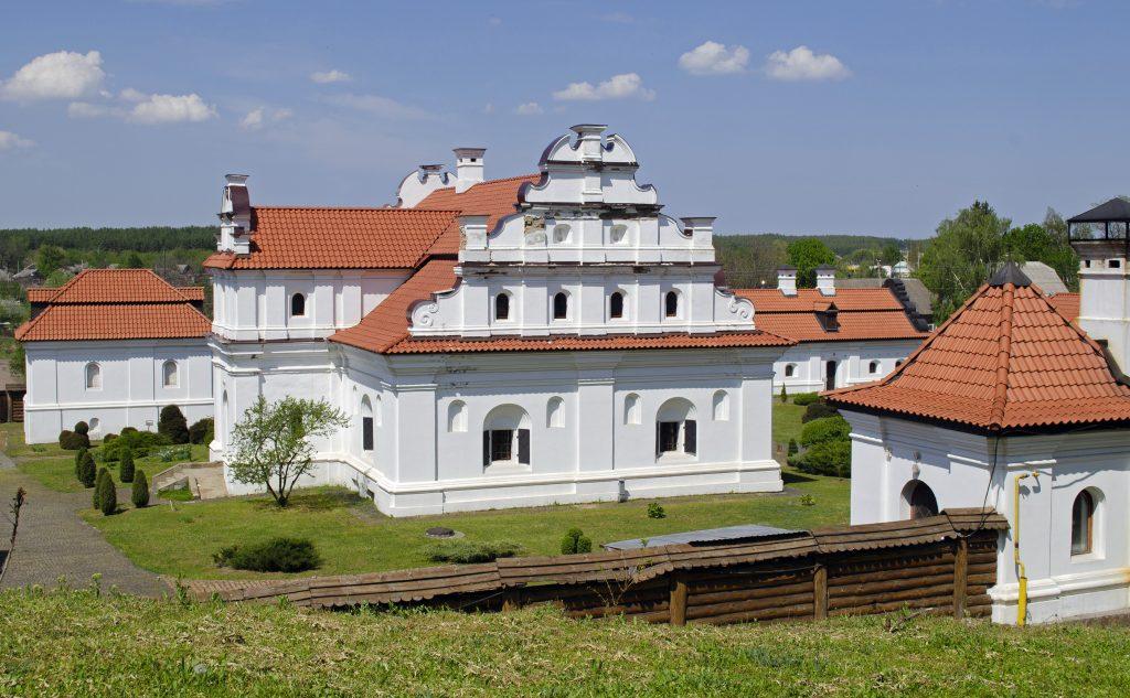 Резиденция гетманов в Чигирине