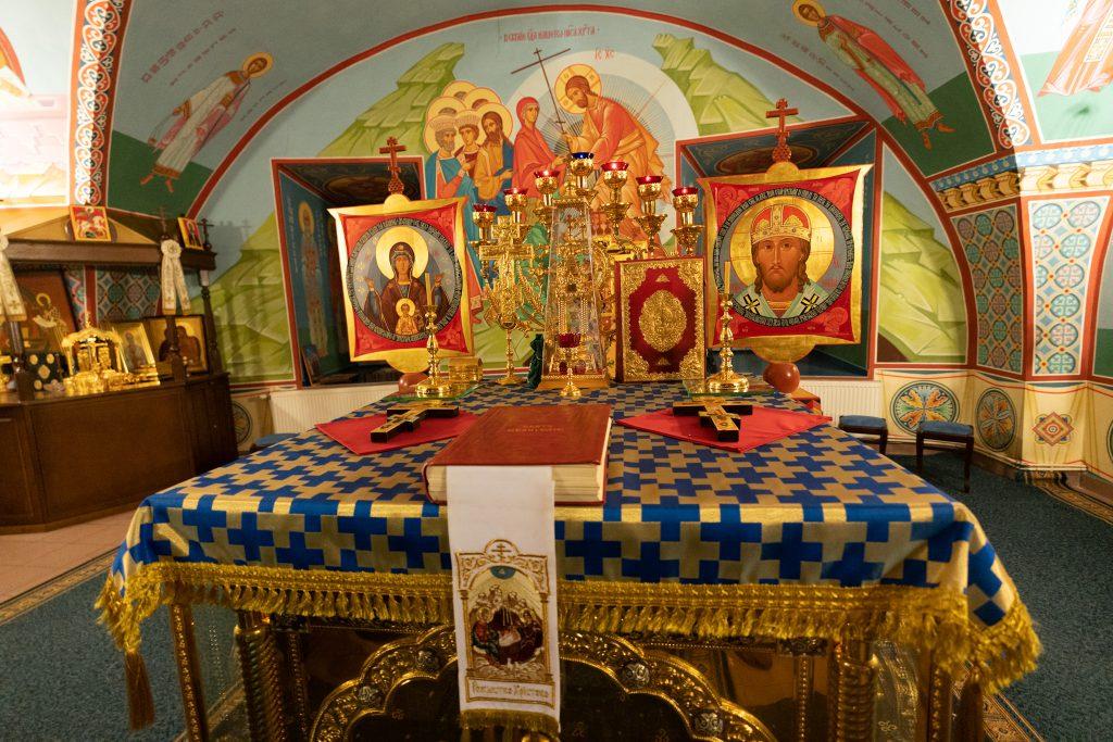 Церковь Покрова Пресвятой Богородицы в Киеве
