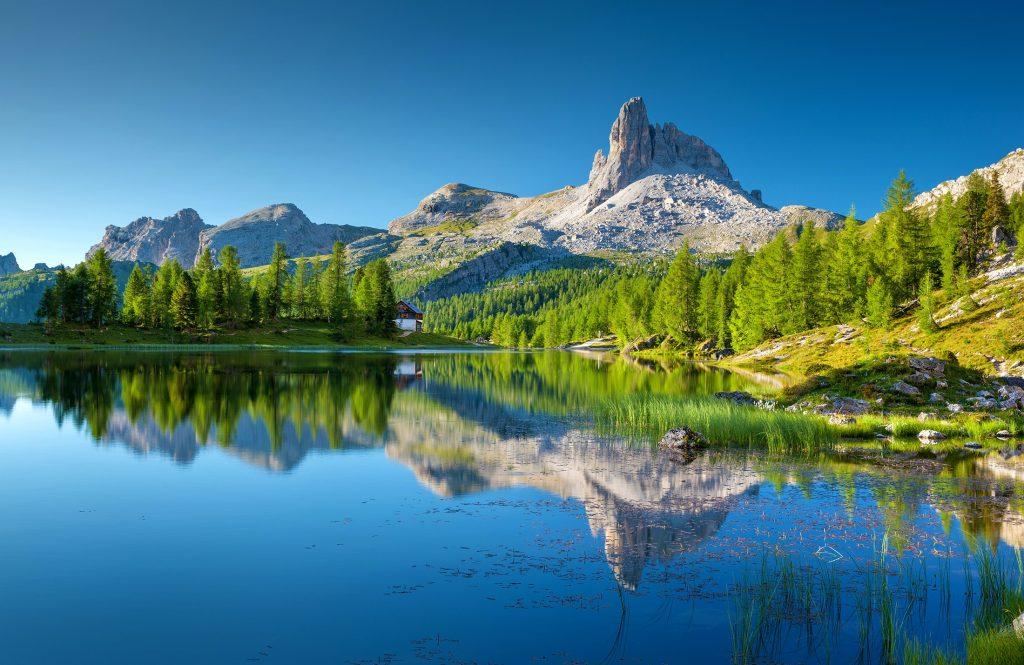 Природа Италии - Cortina d'Ampezzo