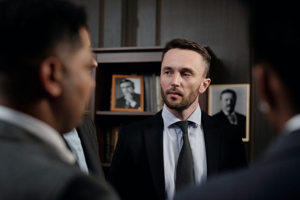 Фото деловые переговоры