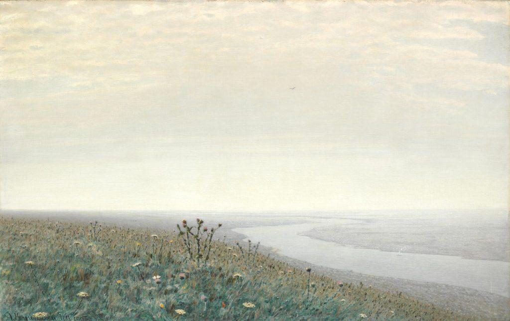Архип Куинджи - картина Днепр утром