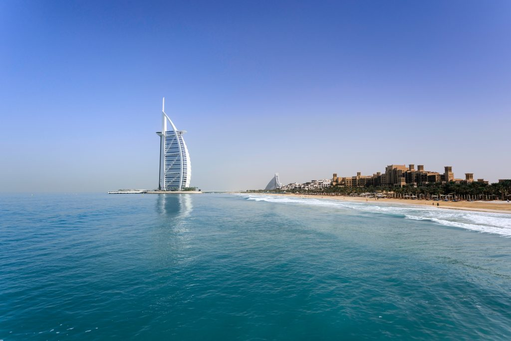 Фото отеля Парус в Дубае - Бурдж аль-Араб