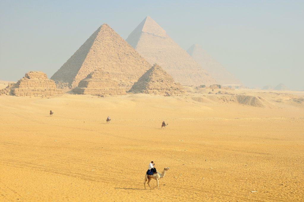 Великая пирамида Хеопса и пирамиды Египта