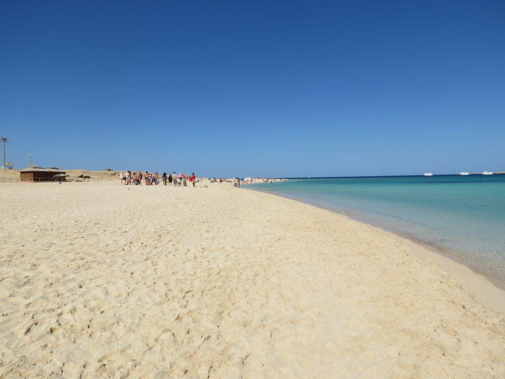Острова Гифтун в Хургаде, Египет