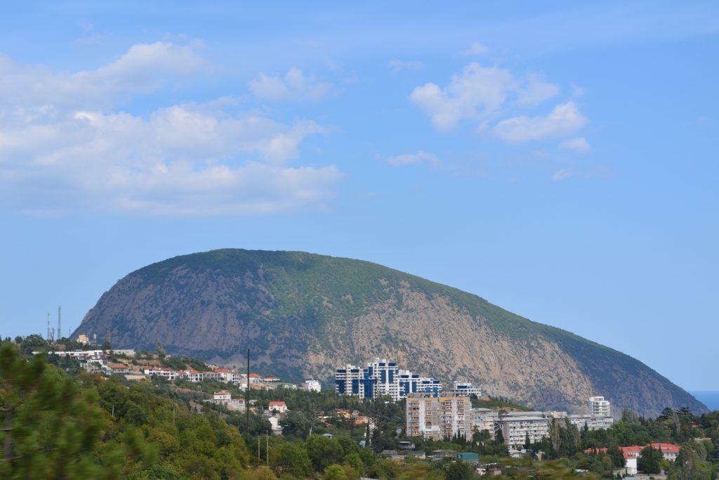Фото Медведь горы в Крыму