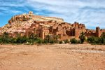 Крепость Айт-Бен-Хадду Марокко