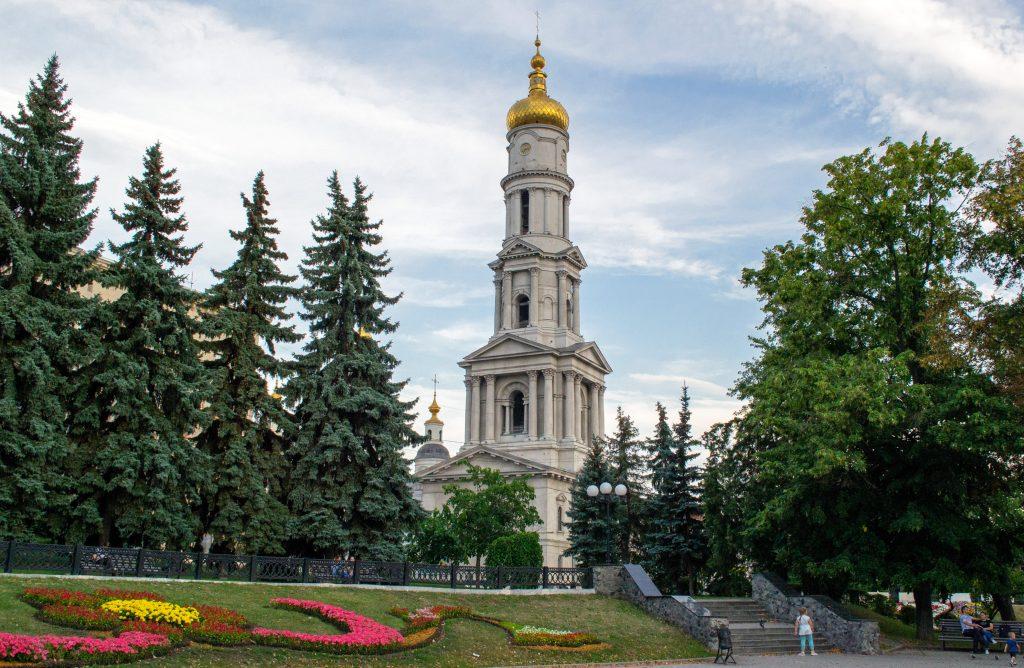 Успенский собор Харькова фото