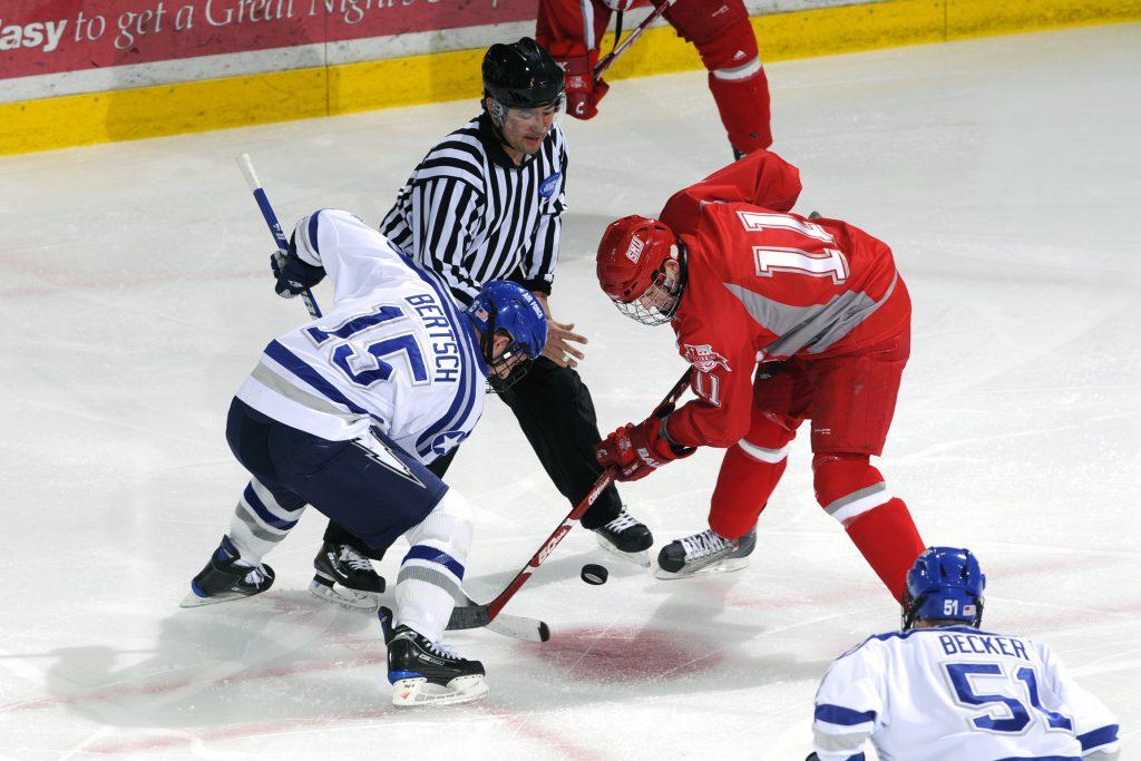 Хоккейный матч фото