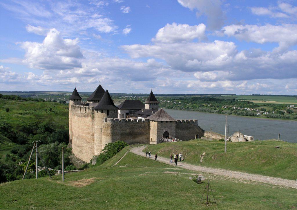 Хотинская крепость, город Хотин