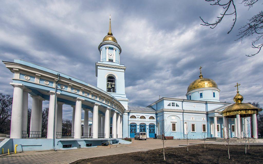 Свято-Покровський кафедральний собор Измаила
