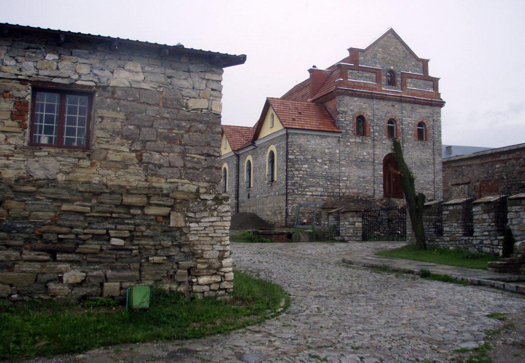 Старый город и улица Каменец-Подольского