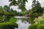 Парк Кенроку-эн - Канадзава, Япония