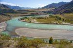 Горный Алтай - река Катунь в Сибири