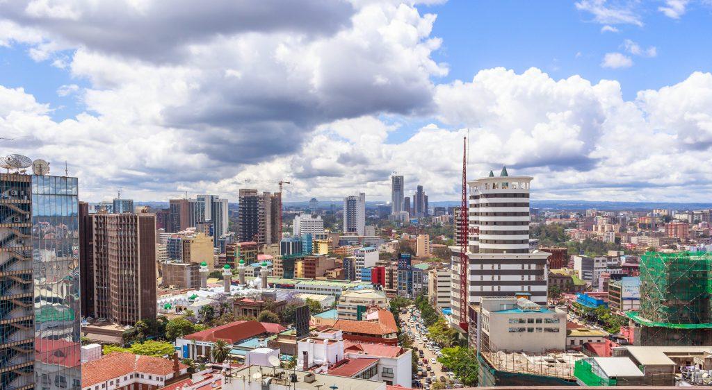 Кения столица город Найроби