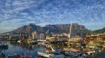 Набережная Кейптауна фото