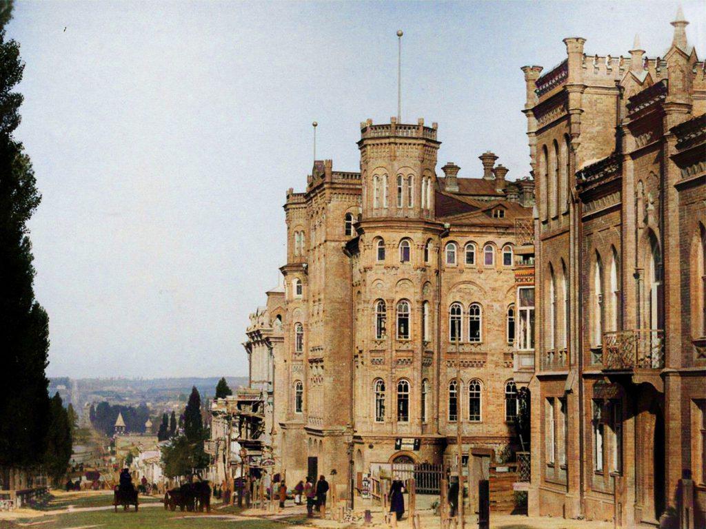 Фото Киева конца 19 века