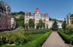 Фото живописного парка в Киеве