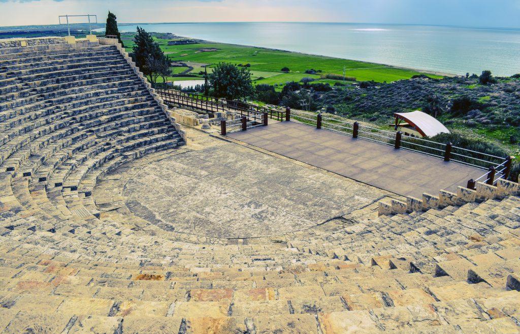 Амфитеатр Курион