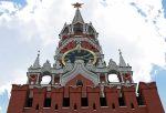 Кремлевские часы, Спасская башня Кремля, Москва