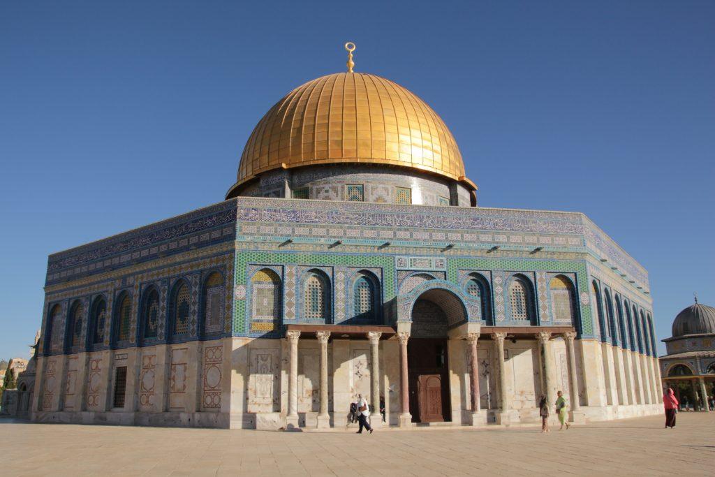 Мечеть Купол скалы фото