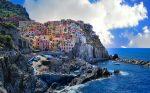 Деревня Риомаджоре, Леванто, Италия фото