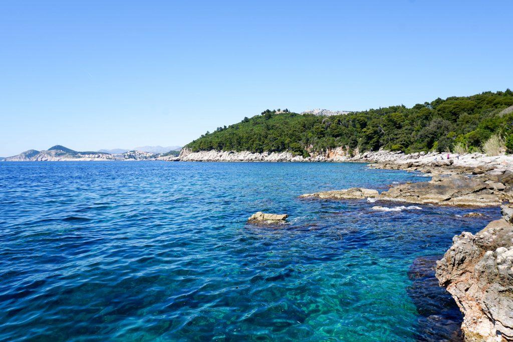 Остров Локрум - Дубровник, Хорватия
