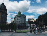 Исторический центр Львова фото