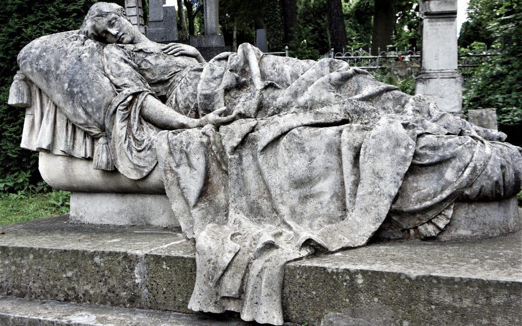 Лычаковское кладбище Львова